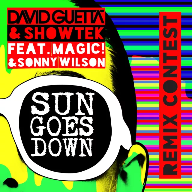 David Guetta & Showtek - Sun Goes Down [Remix Stems] WAV